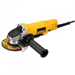 DEWALT DWE4012 7-Amp 12000 RPM Paddle Switch Small Angle Grinder
