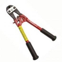"HK Porter 0090MC 18"" Steel Handle 3/8"" Center Cut Bolt Cutter"