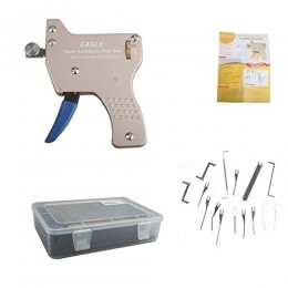 New Type Semi-Automatic Mechanical Pick Gun Professional Locksmith ...