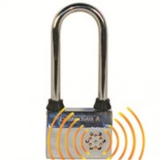 Security Alarm 100 Decibel Zinc Alloy Large Padlock